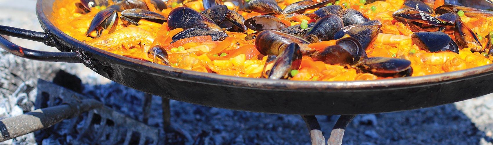 Marbella Gastronomy